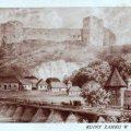 Руїни замку в Трембовлі