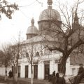 Вид на церкву