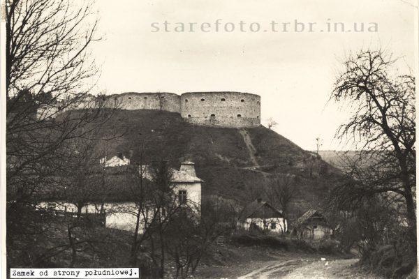 Замок з південної сторони