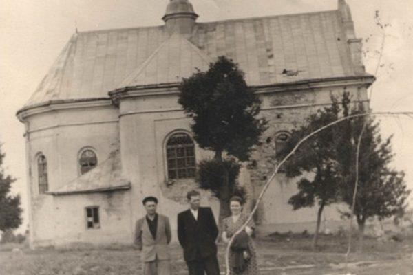 Вишнівчик. Церква