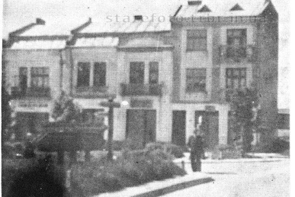Будинки в центрі