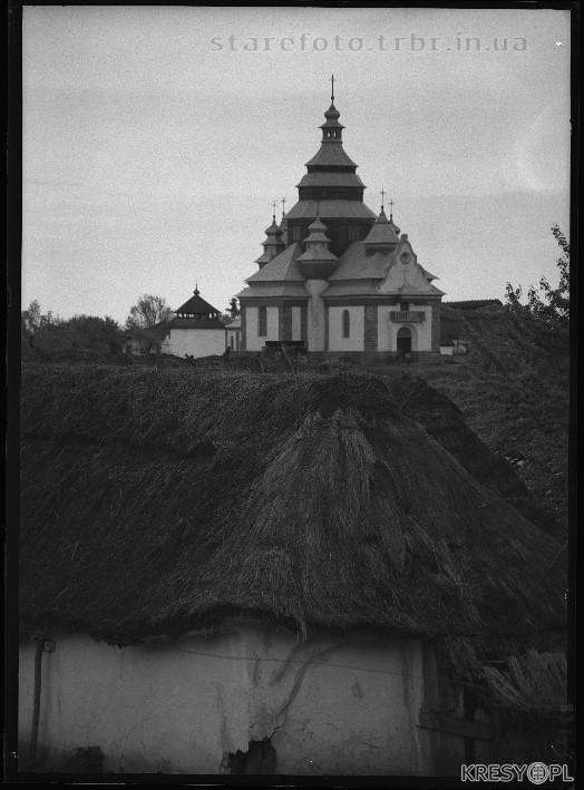 Дарахів. Церква