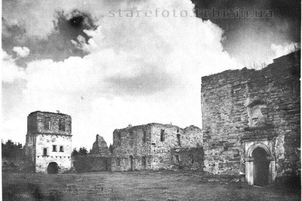 Підгорянський оборонний монастир