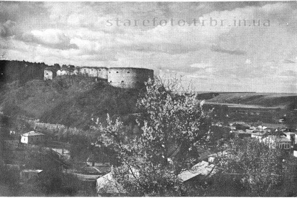 Вид на замок з Покрівки
