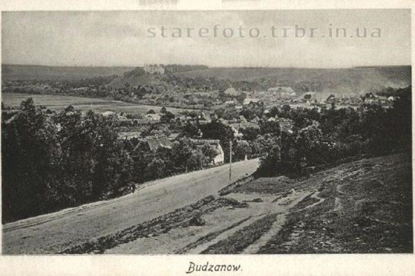Вид на Буданів