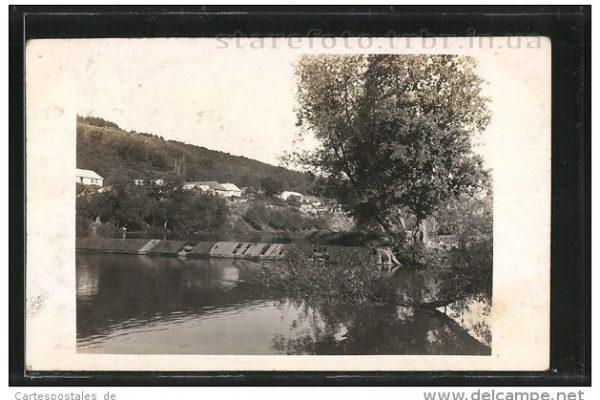 Дамба в Теребовлі, 1918р.
